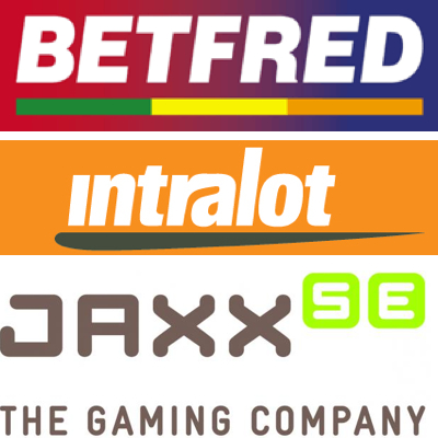 Betfred lottery goes mobile; JAXX to rebrand as mybet; Intralot investment paying off