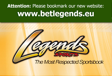 Legends drops .com domain; changes it to .eu