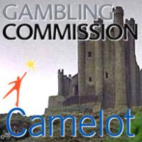 camelot gambling commission review