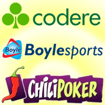 Codere profits up; Boylesports restructures; Chilipoker merges with Poker770