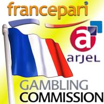 france-pari-arjel-gambling-commission