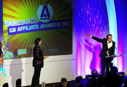 iGaming Business (iGB) Affiliate Awards 2012 Highlights