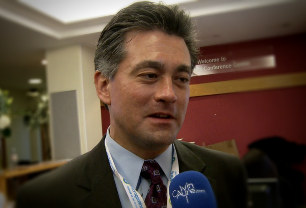 Frank Pracukowski of Foxwoods Development Company