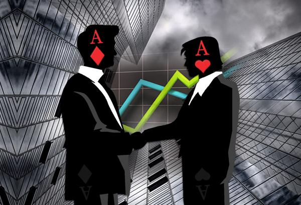 Investing The Hard Way: Using Pairs Trades to Play Gambling Stocks