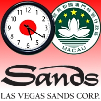 Japanese politicians briefed on casinos; Sands Cotai Central table counting game