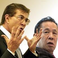 "Kazuo Okada says ""cunning"" Steve Wynn wanted him out since 2002"