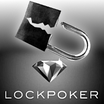 Lock Poker casino software exposing players' usernames and passwords
