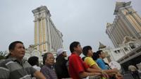 Galaxy Macau visitors