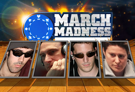 If March Madness Were Poker