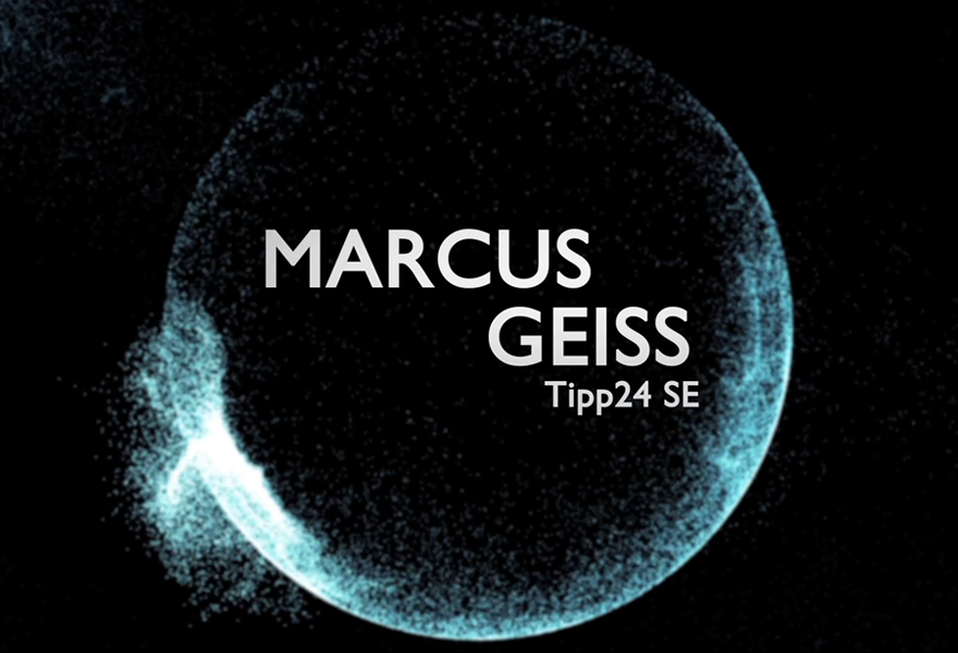 Marcus Geiss Tipp24 SE Interview Video GES LatAm 2012