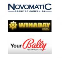 Novomatic Bally Winadaycasino