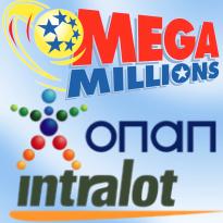 MegaMillions prize tops half-billion; OPAP online vendor shortlist; Intralot FY stats