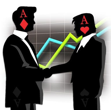 Investing The Hard Way: Using Pairs Trades to Play Gambling Stocks