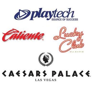Playtech puts its sombrero on; Caesars Palace reveals Hold'em Poker Series schedule; Lucky Club Casino adds casino game