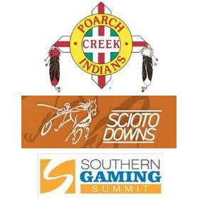 Indian casinos in Alabama grossing fastest; Scioto Downs Casino appoints VP; The Southern Gaming Summit puts spotlight on Louisiana