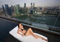 singapore casino water bed