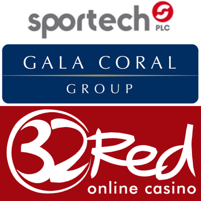 Sportech online heading for growth; Gala Interactive disappoints; 32Red record revenues