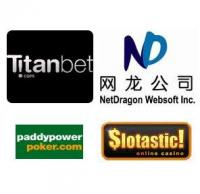 titanbet netdragon paddypower slotastic
