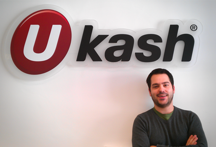 Tiago Coimbra, Ukash's International Distribution Partner Manager