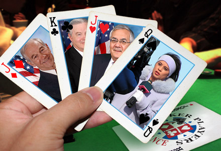 Five on Friday: Who's looking out for the poker players best interests?