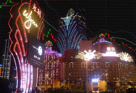 Using Stock Options to Gamble on Gambling Stocks - Wynn Macau, MGM China, SJM Holdings