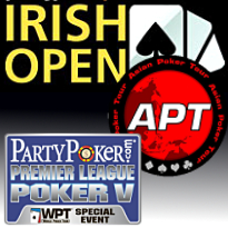 APT debuts Asia's largest high roller event; Premier League, Irish Open winners