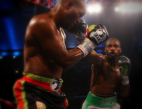 Chad Dawson conquers Bernard Hopkins to win WBA Light Heavyweight title