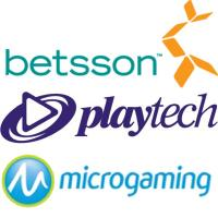 betsson playtech microgaming