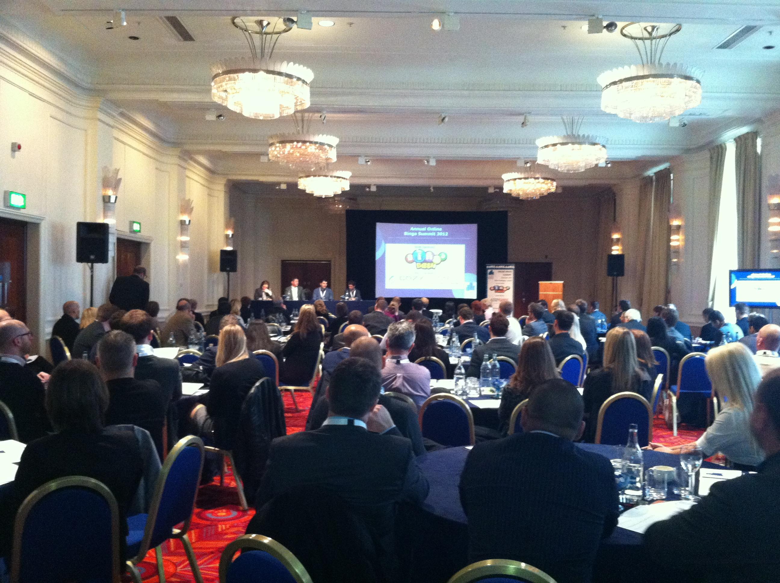 Online Bingo Summit 2012 Recap
