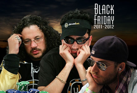 Black Friday Effects on American Poker Pros... A year later