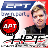Danes score EPT three-peat; Bwin.party's Rush clone; HPT on the High Seas