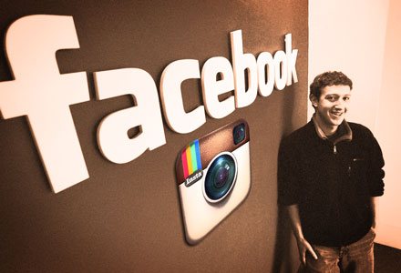Facebook forks over $1 billion to buy Instagram