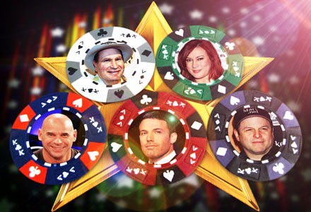 Celebrity Poker Players, Five on Friday