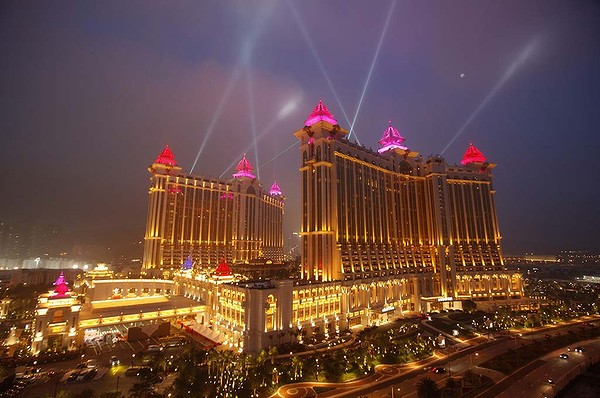 Galaxy Entertainment posts sizable net profit in Macau on first half of 2012