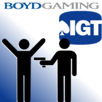 """Boyd Gaming and IGT post results; Nevada the nation's """"most violent state"""""""