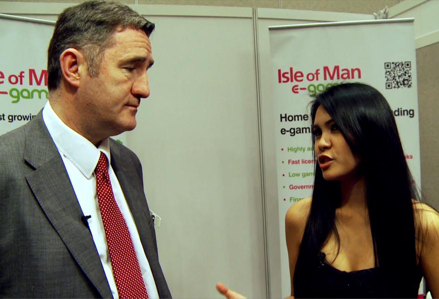 John Spellman of Isle of Man eGaming