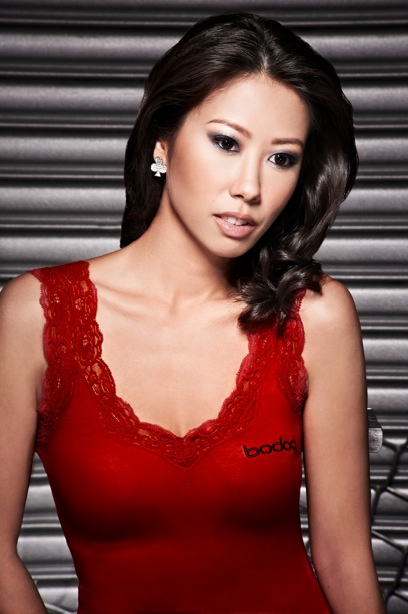 Speed freak Jay Tan joins Tatjana in Team Bodog