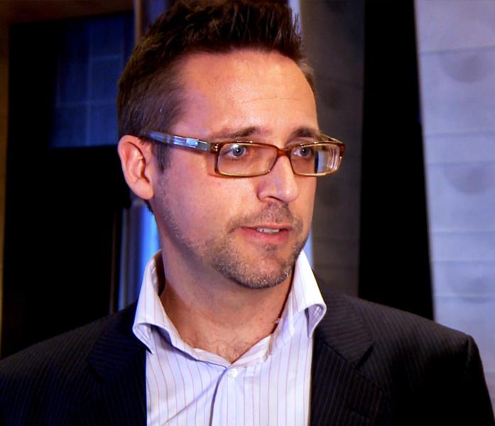 Magnus Grinneback, Director of Asia for Betsson