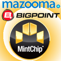 Bigpoint taps Mazooma for payments; Canadian Mint touts anonymous currency