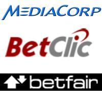mediacorp betclic betfair
