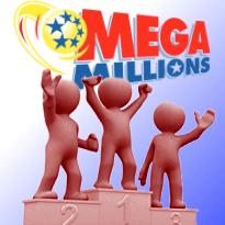 Three winning tickets split $640m Mega Millions lottery jackpot