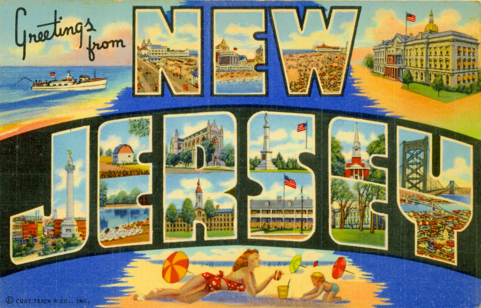 New Jersey gambling bill will be amended next month