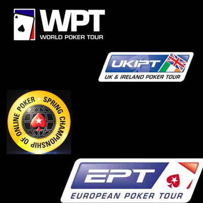 Poker news from WPT Vienna, SCOOP, UKIPT and EPT Berlin