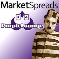 Purple Lounge goes black; MarketSpreads suspension lifted; prison bookies