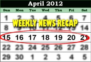 weekly news recap april 21