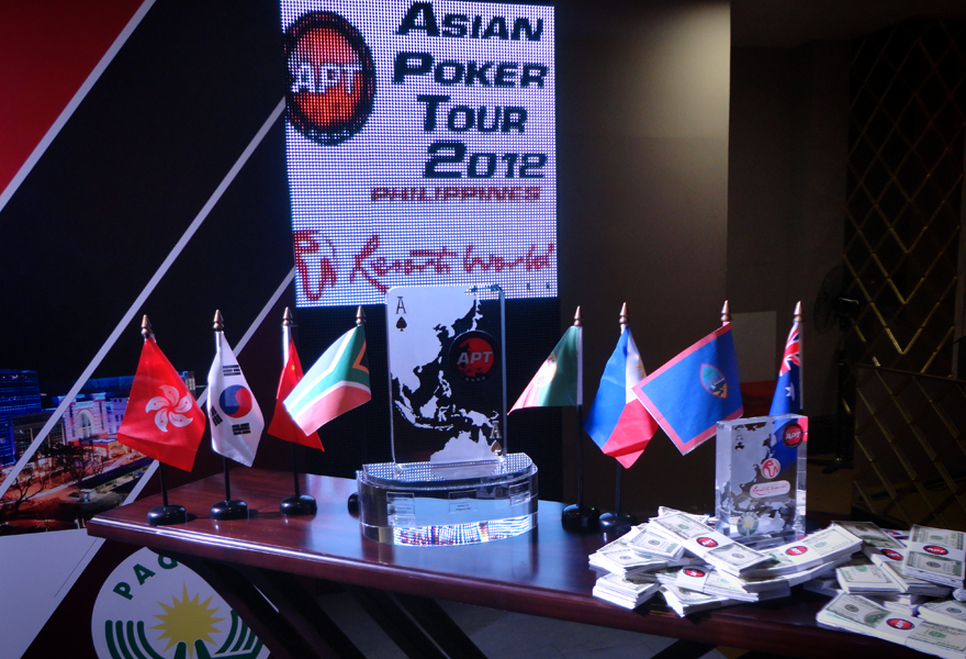 Asian Poker Tour Philippines 2012 Highlights