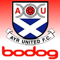 Bodog renews Ayr United sponsorship after roller coaster year