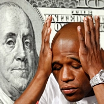 ESPN writer pulls NBA MVP vote on bet concerns; Mayweather loses $80k bet slip