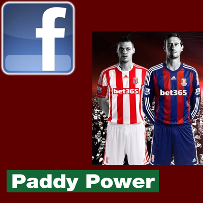 Facebook needs gambling; bet365 get on Stoke shirt; Paddy ad X rated