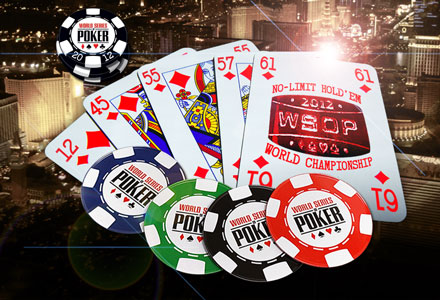 Five on Friday: Biggest WSOP Events of 2012